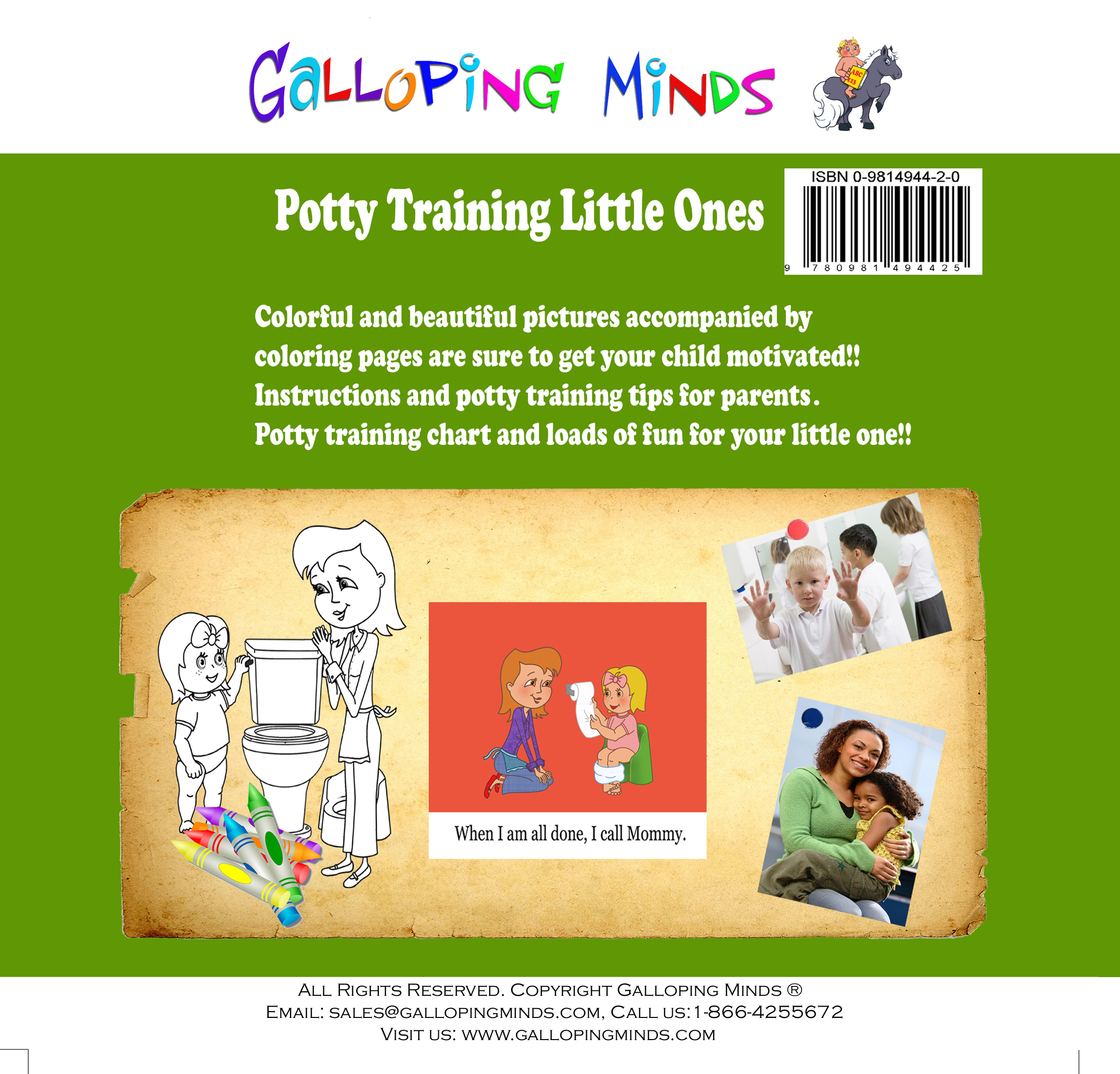 galloping minds potty training resources potty training book galloping minds potty training resources potty training book for boys and girls baby potty training toddler potty training infant potty training